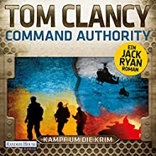 Command Authority: Kampf um die Krim (       UNABRIDGED) by Tom Clancy Narrated by Frank Arnold