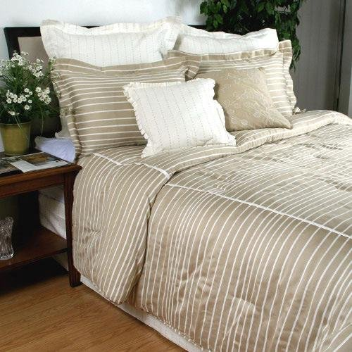 Liz Claiborne Madison Comforter, Bed Skirt and Sham Set