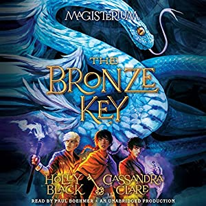The Bronze Key Audiobook