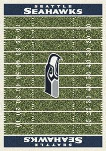 Milliken My Team Rugs - NFL - Seattle Seahawks - Home Field 5