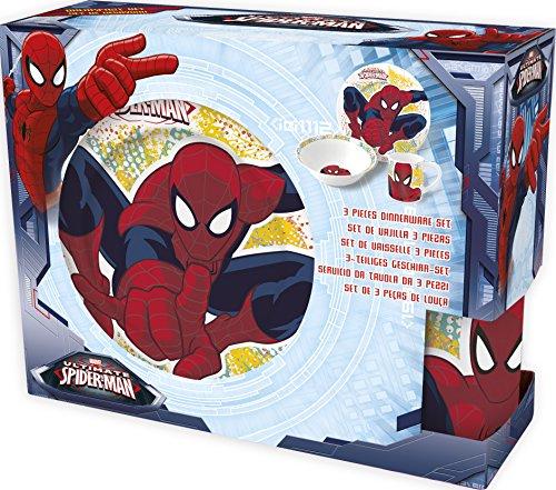 Spiderman 5038104705656 Céréales En Ligne Bols Moins Cher À WEH29beYID