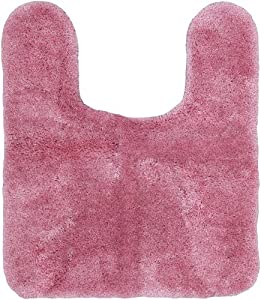 American Rug By Mohawk Classic Touch Contour Bath Rugs 20 By 24 Inch Rose Bath