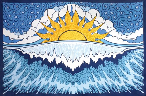 612ehzwJgTL The Best Beach Themed Tapestries You Can Buy