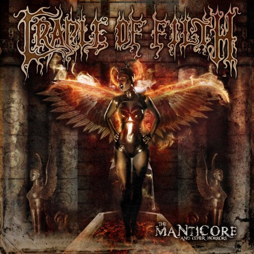 The Manticore And Other Horrors (Standard Edition) by Cradle Of Filth (2013-08-03)
