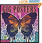 Gig Posters 2016 Wall Calendar: Rock...