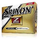 スリクソン Z-STAR ゴルフボール 1ダース12個入り (ホワイト) [並行輸入品]