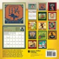 Beer Labels 2016 Wall Calendar