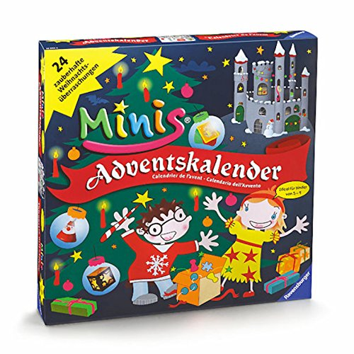 Ravensburger 22999 - Minis Adventskalender by Ravensburger