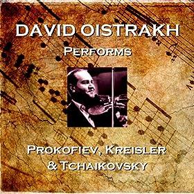 Violin Sonata No. 2 in D Major, Op. 94: II. Scherzo, Presto