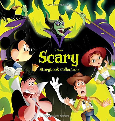 Scary Storybook Collection (Tapa Dura)