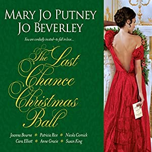 The Last Chance Christmas Ball Audiobook