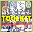 Impotence and Erectile Dysfunction (Viagra, Cialis, Levitra) Toolkit - Comprehensive Medical Encyclopedia with Treatment Options, Clinical Data, and Practical Information (Two CD-ROM Set)