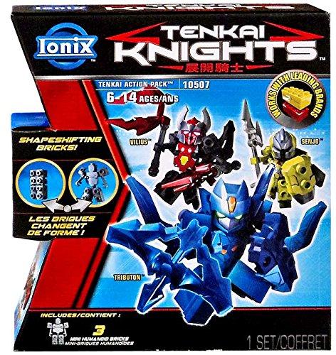 Tenkai Knights #10507 Vilius, Tributon & Senjo - 1