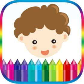 Coloring Book for Kids Free Art Game