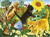Ravensburger Cuddly Kittens Jigsaw Puzzle, 100pc