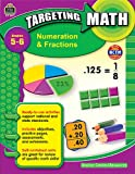 img - for Targeting Math: Numeration & Fractions, Grades 5-6 book / textbook / text book