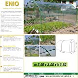 Betty garden serra new per orto con tunnel enio - serre da orto