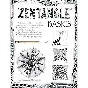 Design Originals, Zentangle Basics
