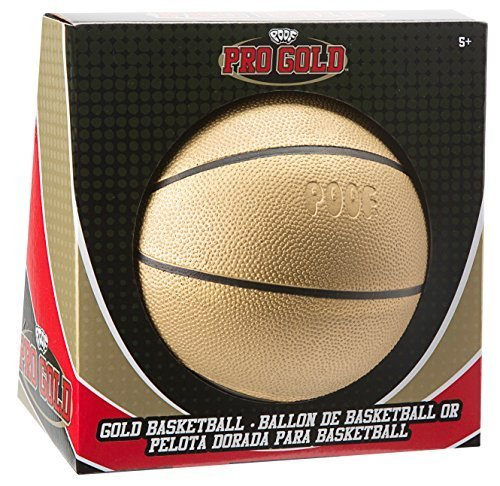 POOF Pro Gold Gold Basketball by POOF günstig online kaufen