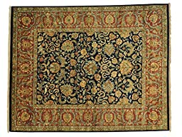 12\'x15\' Oversize Golden Age Agra Thick and Plush Hand Knotted Rug G22003
