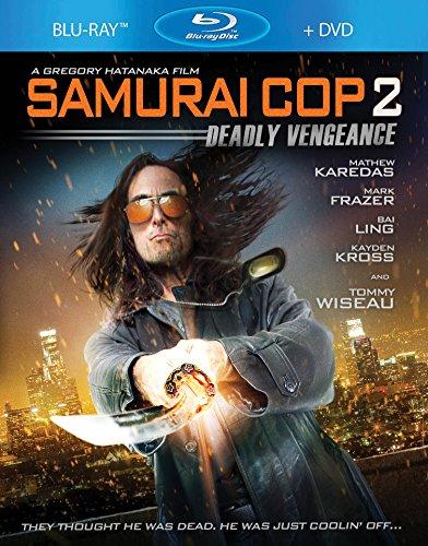 Samurai Cop 2: Deadly Vengeance [Blu-ray/DVD Combo]
