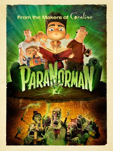 ParaNorman 2012 (Directed by Sam Fell, Chris Butler) - A misunderstood boy takes on ghosts, zombies and grown-ups to save his town from a centuries-old curse.