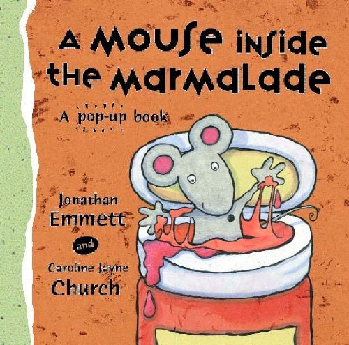 Mouse Inside The Marmalade