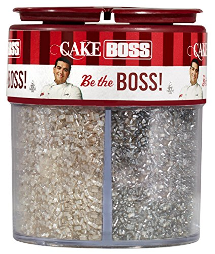 Cake Boss Edible Images : Cake Boss Crystal Sugar, Metallic Colors, 4.8 Ounce Food ...