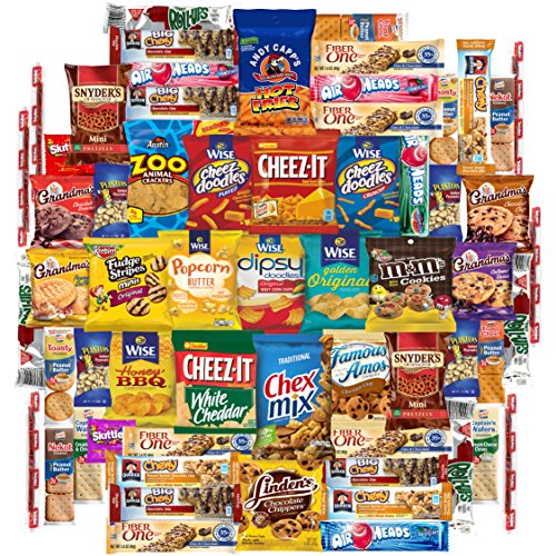 ultimate-snacks-care-package-for-college-students-military-personell-more-65-count