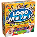 What Am I Logo Board Game