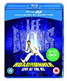 Lee Evans: Roadrunner - Live at the O2 (Blu-ray 3D + Blu-ray + DVD)