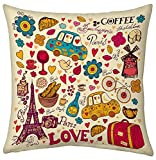 "2dots Sateen 1 Piece Cushion - 12""x12"", Cream"