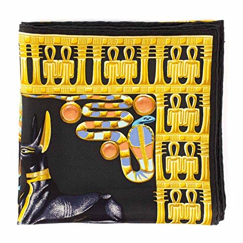 Hermes Vintage Scarf - Tutankhamun 1