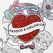 Tatoos � colorier