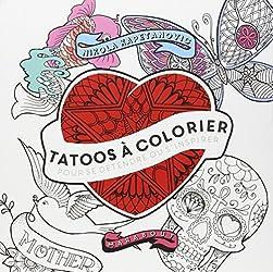 Tatoos à colorier