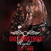 One Christmas Night: Hades' Spawn Motorcycle Club Series, Book 5 | Lexy Timms