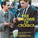 Tre colonne in cronaca (Original Motion Picture Soundtrack)