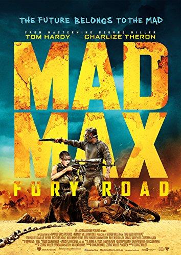 映画 マッドマックス 怒りのデス・ロード ポスター 42x30cm Mad Max: Fury Road トム・ハーディ シャーリーズ・セロン [並行輸入品]