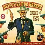 Detective Dime Novels, #1: April 1940 | Edwin Truett, RadioArchives.com