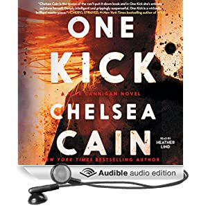 One Kick: Kick Lannigan, Book 1 (Unabridged)