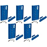 KREG KMA3200 Shelf Pin Drilling Jig, 5 Pack