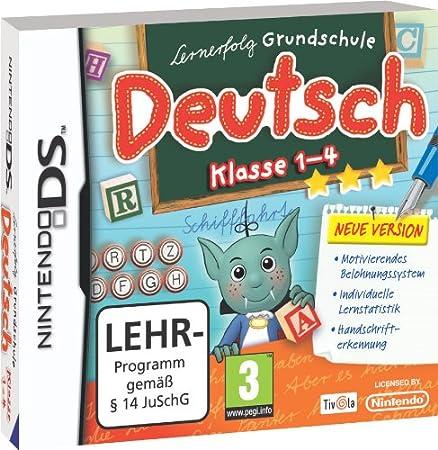 Lernerfolg Grundschule Deutsch 1.-4. Klasse (neue Version)