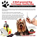 Summer Is Coming Sale - Dog Grooming Supplies Durable Steel Pet Comb with 100% Money Back Guarantee & Free 65-page Dog Grooming E-book. Use the Comb with - Clippers - Scissors - Brushes - Shedding Tools - Rakes - Nail Clippers - Dematting Combs - These Ar