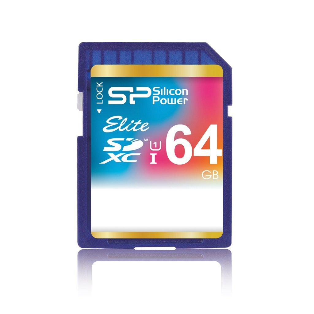Allcam Elite 64GB UHS 1 SDXC Memory Card Class 10Customer reviews and more information