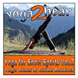 Natural Health Magazine Resident Yoga Expert Sue Fuller Yoga 2 Hear Yoga For Snow Sports Vol.2 Yoga Class CD & Guide Booklet.