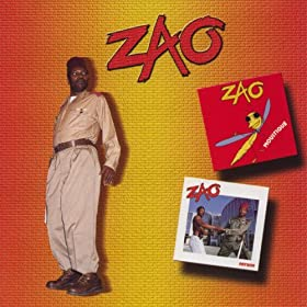 Double album de Zao : Moustique & Patron (Congo)