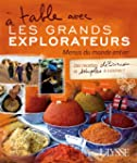 � table avec Les Grands Explorateurs...