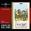 Gli Sporcelli Hörbuch von Roald Dahl Gesprochen von: Fabrizio De Giovanni