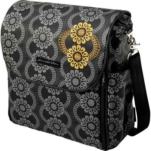 Petunia Pickle Bottom Women's Boxy Backpack Diaper Bag, Evening in Innsbruck