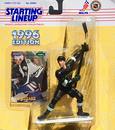 1996 Mike Modano NHL Starting Lineup